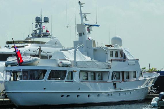 120 Feadship Motor Yacht Ik Yacht Design