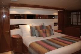 95′ Hargrave Motor Yacht