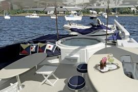 118′ Westport Motor Yacht