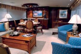 80′ Hatteras Motor Yacht