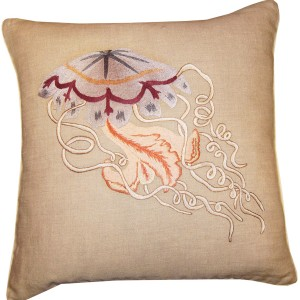 Jellyfish Pillow