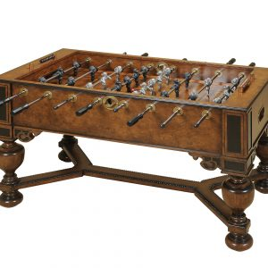 Foosball Table w/ Monkey & Lion Players