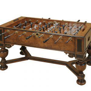 Foosball Table w/ Monkey & Lion Players