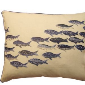 Fishes Pillow