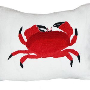 Red Crab Pillow
