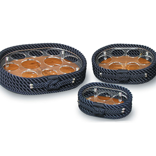 Oval Rope Trays
