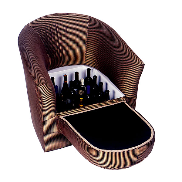 Barrel Chair With Lift Seat Storage BCLST2