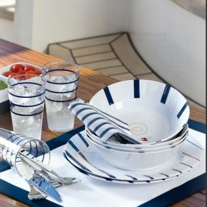 Cannes Melamine Dishes