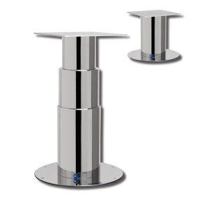 Table Pedestals Ik Yacht Design