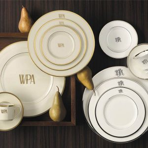 Perosnalized Pickard China