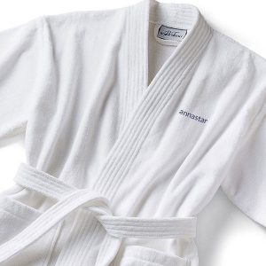 Personalized Embroidered Robes