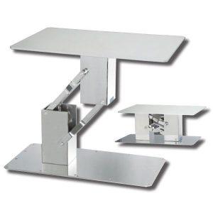 Quadratic Pedestal