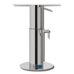 Summit 6R Table Pedestal