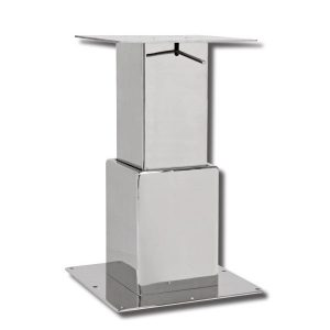 Summit Q Telescopic Table Pedestal