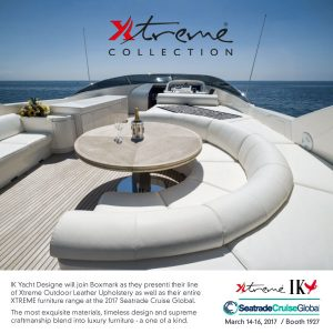 Boxmark's Xtreme Outdoor Leather Upholstery + Furniture
