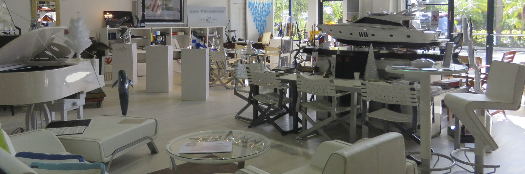 IK Yacht Design Retail Store