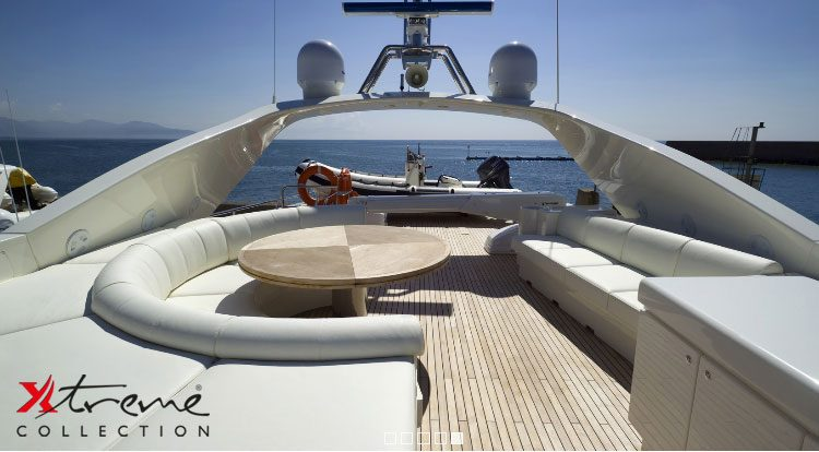 WHAT'S NEW AT IK YACHT DESIGN