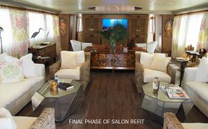 Photos Of Yacht Interior Refit As Fine Info For You