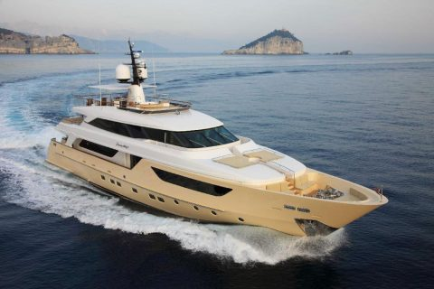 122′ San Lorenzo Motor Yacht