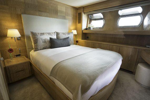 GLADIUS - Guest cabin