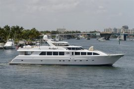 112′ Westport Motor Yacht